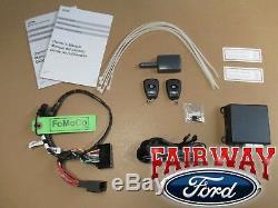 15 À 17 F-150 Oem Pièces D'origine Ford Kit Système De Démarrage À Distance Et La Sécurité Nouveau