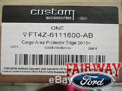 15 À 20 Bord Oem D'origine Ford Pièces Cargo Noir Protecteur Zone Mat Nouveau