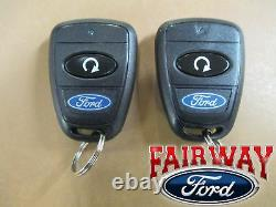 15 À Travers 17 Mustang Oem Genuine Ford Parts Remote Start & Security System Kit