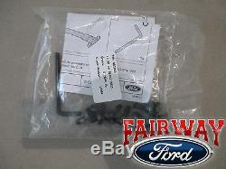 16-19 Oem Explorateur D'origine Ford Pièces Toit Noir En Rack Cross Bar Set 2 Pièces