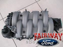 18 19 Mustang Thru Oem Pièces D'origine Ford Collecteur D'admission 5.0l V8 Coyote Gt Nouveau