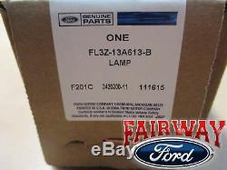 19 Led Thru 15 F-150 Oem D'origine Ford Pièces 3 Troisième Frein D'arrêt De La Lampe Clairs