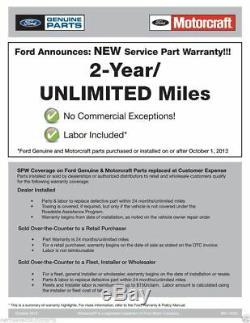 2004-2014 F-150 Oem D'origine Ford Oem Heavy Duty Pièces En Caoutchouc Lit Mat 5,5