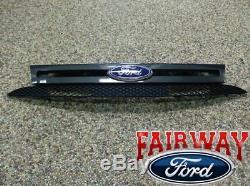 2009 2010 2011 Mise Au Point Oem D'origine Ford Parts Noir Ses Grille Avec Emblème Nouveau