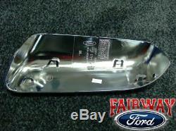 2009-2014 F150 F150 Oem D'origine Ford Parts Chrome Mirror Cover Kit 2-pc