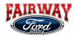 2009-2014 F-150 Oem D'origine Ford Pièces Red Fx4 Fender & T / Gate Set Emblem