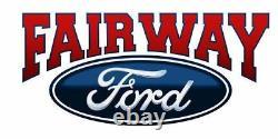 2009 À 2014 F-150 Oem Genuine Ford Parts Red Fx4 Fender Emblem Set New