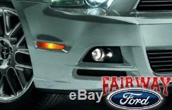 2013 2014 Ford Mustang Gt Oem D'origine Ford Pièces Fog Lampe Kit Complet