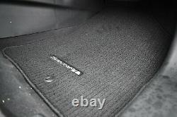2013-2018 Hyundai Santa Fe Sport Floor Mats Genuine Oem Parts 4zf14-ac100-ryn