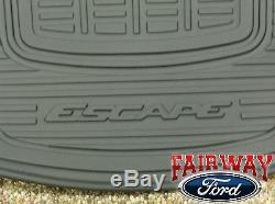 2013-2019 Évasion Oem D'origine Ford Pièces Cargo Protector Mat Area Liner