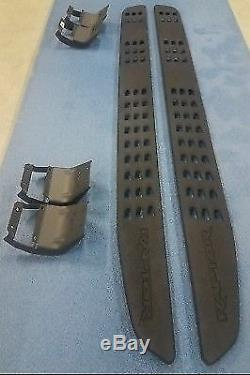 2015-20 Ford F150running Boards Raptor Super Crew Cab Ntosreal Ford Pièces
