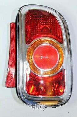 2x Véritable Oem Mini Clubman R55 Orange Arrière Queue Pour La Lumière Lampe Kit Rhd Car Nouveau