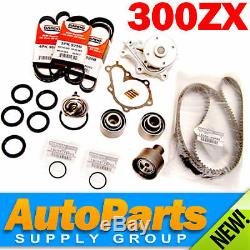 300zx Turbo Complet Courroie De Distribution + Pompe À Eau Kit Véritable & Oem Pièces 1990-1993