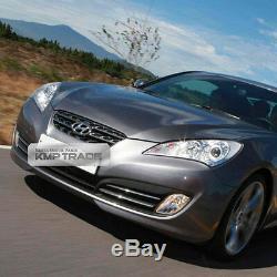 Avant Oem Projection Head Light Lamp Lh Rh Pour Hyundai 2009-2012 Genesis Coupé