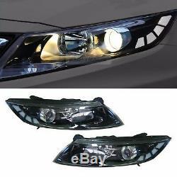 Avant Véritable Pièces Oem Head Light Lamp Assy Lh Rh Pour Kia Optima 2011 2015 K5