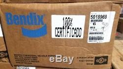 Bendix T-290181 E6 Camion Pied Frein.ensemble Valve Pièce D'origine Oem 5018969 E6