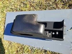 Bmw E36 Coupé Accoudoir Sedan Center Console Black 323 328 318 325 94 95 96 Oem