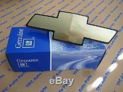 Chevy Gmc Or Grille Bow Tie Emblème Gm D'origine Oem