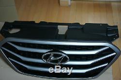 Fit Pour 11 12 13 14 Hyundai Tucson Nouveau Calandre Pièces Oem Véritable Upgrade