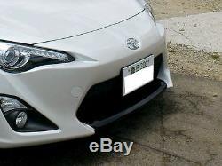 Fr-s Toyota 86 Gt86 Pare-choc Avant Noir Garnissez Nouveau Véritable Oem Pièces 2012-2016