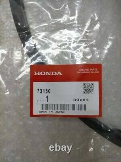 Honda CIVIC Ef9 Sir Fenêtre Avant Verre Mouler Pare-brise Seal Véritables Pièces Oem