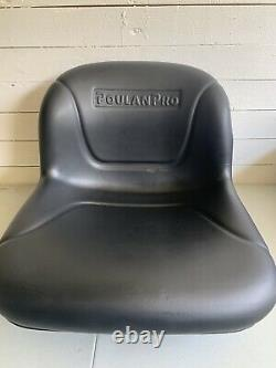 Husqvarna 406623 Lawn Tractor Seat Genuine Oem Part Poulan Sears Craftsman Nouveau