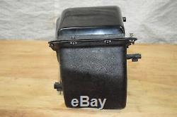 Jdm Oem Véritable Mugen 2002-2006 Acura Rsx Type R Dc5 Admission D'air Box En Fibre De Carbone