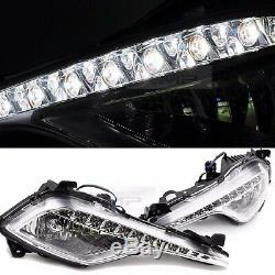 Led Daylight Pièces D'origine Oem Phares Antibrouillard Lampe Pour Hyundai I45 Sonata Yf 2011-14
