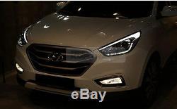 Led Drl Des Pièces D'origine Position Head Light Lamp Rh Pour Hyundai 10-15 Tucson Ix35