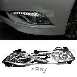 Led Oem Daylight Véritable Pièces Brouillard Lampe Pour Hyundai Sonata Yf 11-14 / I45