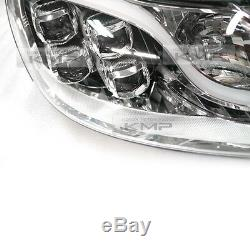 Led Pièces D'origine Oem Head Light Lamp Lh Rh Pour Hyundai 2009-2013 Genesis Prada