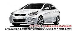 Led Pièces D'origine Oem Head Light Lamp Rh Pour Hyundai Accent Sedan 2011-17 Verna