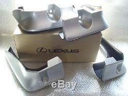 Lexus Gs250 Gs350 Gs300h Gs450h Côté Boue Garde Rabats Véritable Oem Parts 2012-15
