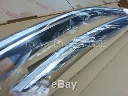 Lexus Gs300 Gs350 Gs430 Gs460 Gs450h Déflecteurs De Glaces Latérales Véritable Oem Pièces 2006-11