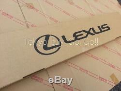 Lexus Is250 Is350 Is300h Fenêtre Pluie Garde Visor Nouveau Véritable Oem Pièces 2013-2018