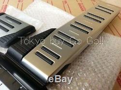 Lexus Ls460 Ls460l Ls600h Ls600hl Aluminium Pédalier Nouveau Véritable Pièces Oem