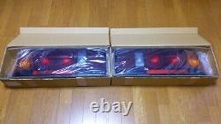 Mazda Rx-7 Fc3s 89-92 Tail Lamp Light Lens Gauche & Droite Ensemble Oem Pièces Authentiques