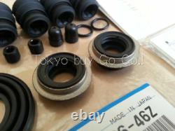 Mazda Rx-7 Fd3s Rear Caliper Seal Overhaul Kit Fdy1-26-46z Nouvelles Pièces Oem Authentiques