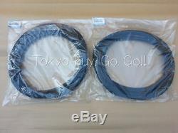 Mazda Rx-7 Porte Weatherstrip Seal Droite + Gauche Set Nouveau Véritable Pièces Oem
