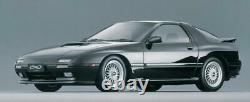 Mazda Rx-7 Rx7 Fc3s Rhd Véritable Poignée De Porte Extérieure Noir Rh & Lh Set Oem Pièces