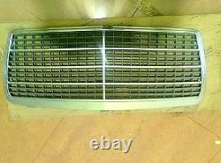 Mercedes Benz W124 94 Grill Nos New Old Stock Oem Front Grille Authentique