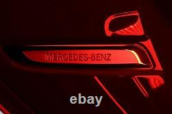 Mercedes Classe A W176 15-18 Led Lampe De Lumière Arrière Passager Gauche Près Du Côté Authentique