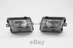 Mercedes Classe E W124 E500 E60 Amg 92-95 Feux Antibrouillard Lampes Paire Set Oem