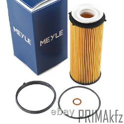 Meyle Filtre Satz Inspektions Kit Bmw 5er F10 F11 Gran Turismo F07 525d 530d 535