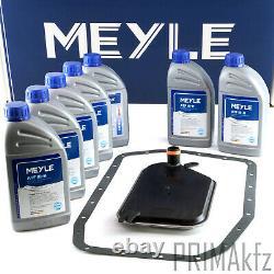Meyle Hydraulikfilter Automatikgetriebe + Atf Iii-h 7l Öl Für Bmw E46 E39 E85