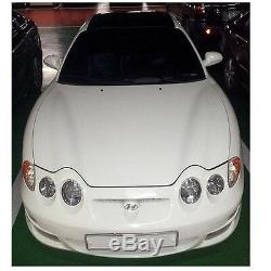 Nouveau 2000-2001 Hyundai Tiburon Assemblée Phare Lh & Rh Set Véritable Pièces Oem