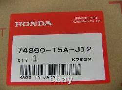 Nouveau Jdm Honda Fit Oem Genuine Tail Gate Rear Garnish Assy Pièces De Voiture Du Japon