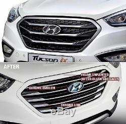 Oem Auto Parts Calandre Fuel Cell Pour Hyundai 2010 2015 Tucson Ix35