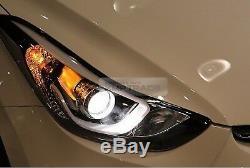 Oem Des Pièces Avant Tête Lampe Assy Rh Pour Hyundai Elantra 2011-2016 MD