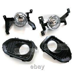 Oem Genuine Parts Fog Light Lamp Cover Connecteur Lh Rh Pour Kia 2010-2012 Sorento